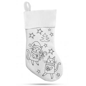 Skarpeta świąteczna PETI