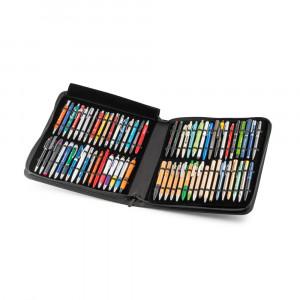 BALL PEN SHOWCASE. Wzornik długopisów ze 102 modelami