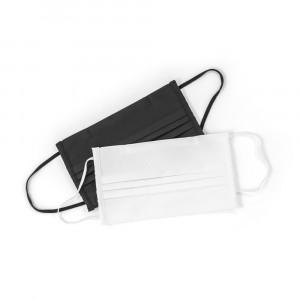 Tekstylna maseczka ochronna wielokrotnego użytku