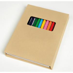 Zestaw do kolorowania COLORFUL BOOK
