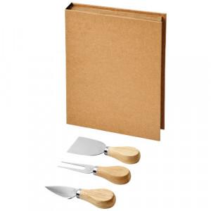 3-elementowy zestaw do serów Reze