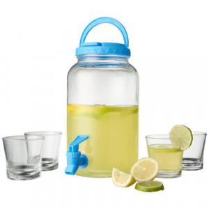 5-elementowy zestaw do serwowania drinków Festi