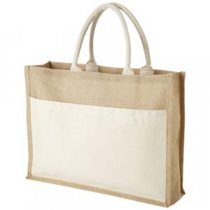 Jutowa torba na zakupy Mumbay