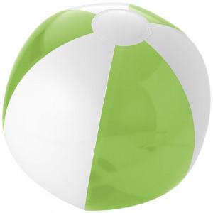 Solidna, przezroczysta piłka plażowa Bondi