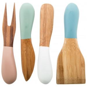 Boursin - zestaw noży do sera