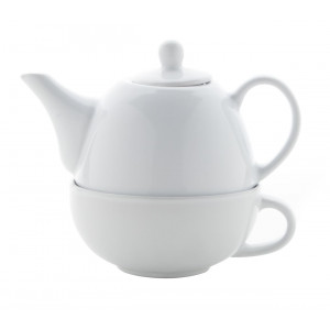 Double - czajnik z filiżanką