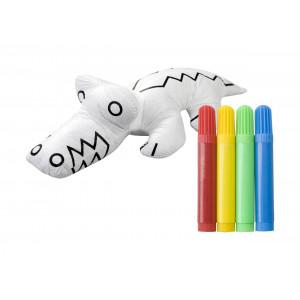 Dranimal - zabawka do pomalowania 3d w kształcie krokodyla