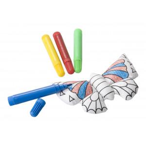 Dranimal - zabawka do pomalowania 3d w kształcie motyla