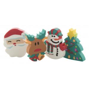 Flop - świąteczne gumki do mazania