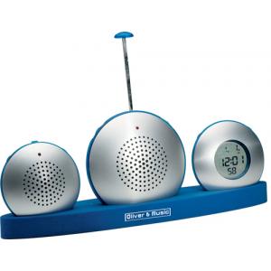 Reath - dyktafon, radio, zegar
