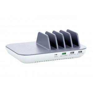Volution - stacja łądująca USB