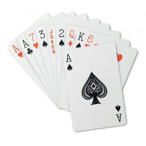 ARUBA - Karty do gry w pudełku