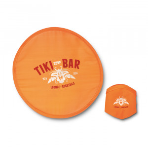 ATRAPA - Nylonowe, składane frisbee