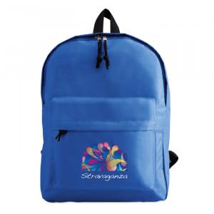 BAPAL - Plecak z zewnętrzną kieszenią