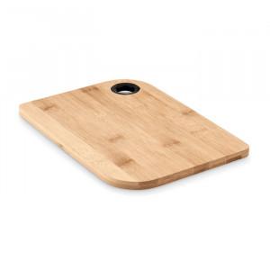 BAYBA CLEAN - Deska do krojenia z bambusa