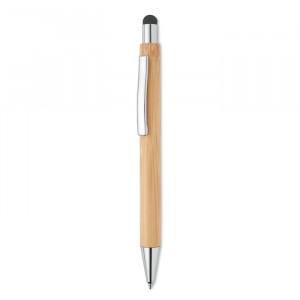 BAYBA - Długopis bambusowy z rysikiem