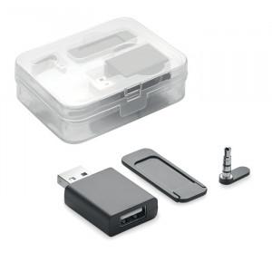 BLOCKER SET - Blocker kamery/danych/dźwięku