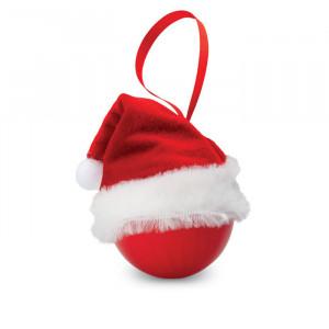 BOLIHAT - Świąteczna bombka w mikołajowe