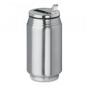 BOTTLE CAN - Kubek z otwarciem typu puszka