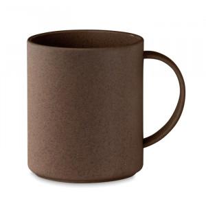BRAZIL MUG - Kubek - łuski kawowe/PP