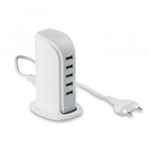 BUILDY - 5 portowy hub USB