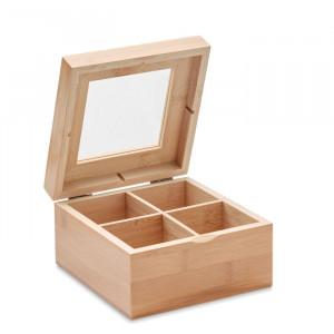 CAMPO TEA - Bambusowe pudełko