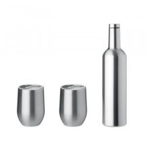 CHIN SET - Zestaw butelka i kubki