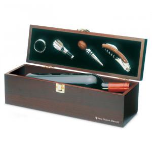 COSTIERES - Drewniane pudełko na wino