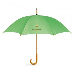CUMULI - Parasol z drewnianą rączką