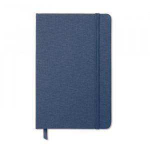 FABRIC NOTE - Notatnik A5/96k linia w tekstylnej oprawie