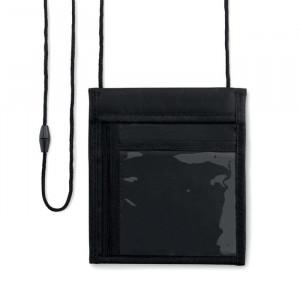 FERIA WALLET - Nylonowy portfel 70D
