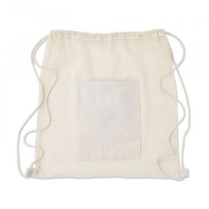 TROU BAG - Bawełniany worek ze sznurkiem