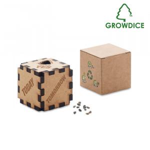 GROWDICE™ - Sosnowa kostka