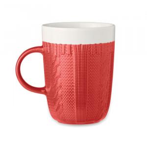 KNITTY - Kubek ceramiczny 310 ml