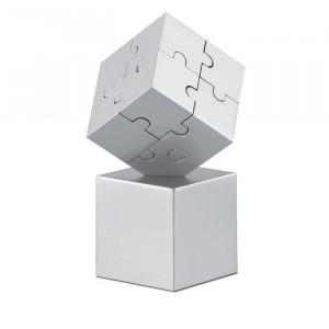KUBZLE - Magnetyczne puzzle 3D