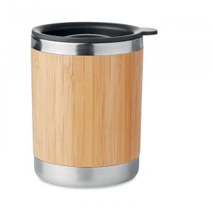 LOKKA - Kubek bambusowy 250 ml