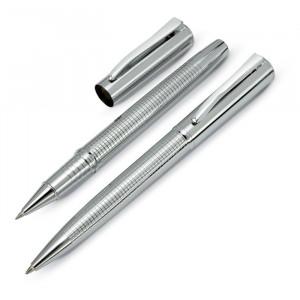 MARGA - Metalowy długopis i cienkopis