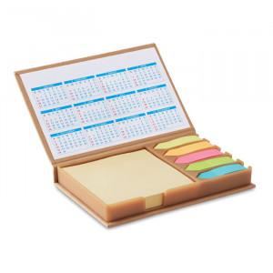 MEMOCALENDAR - Zestaw biurkowy z kalendarzem