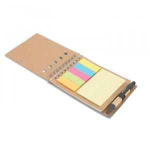MULTIBOOK - Notes z długopisem oraz koloro