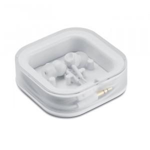MUSISOFT - Słuchawki z silikonem