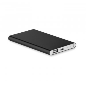 POWERFLAT - Płaski Powerbank 4000mAh