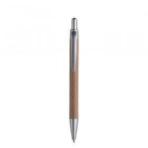 PUSHTON - Długopis z kartonowym korpusem