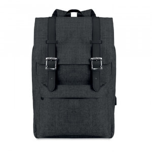 RIGA - Plecak z poliestru 600D