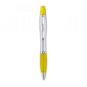 RIO DUO - 2w1 długopis i zakreślacz