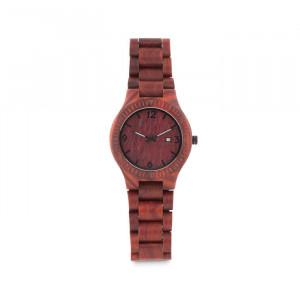 SAN GALLEN - Zegarek drewniany na rękę