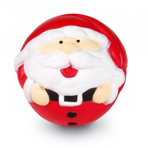 SANLAX - Piłka antystresowa św. Mikołaj