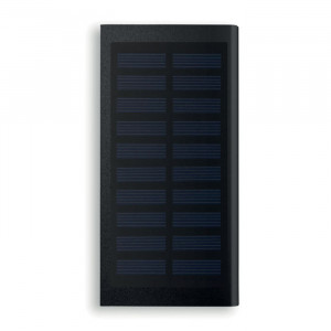 SOLAR POWERFLAT - Solarny power bank 8000 mAh