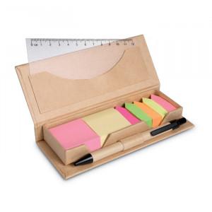 STIBOX - Zestaw karteczek i markerów