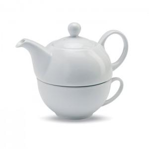 TEA TIME - Zestaw do herbaty z dzbankiem