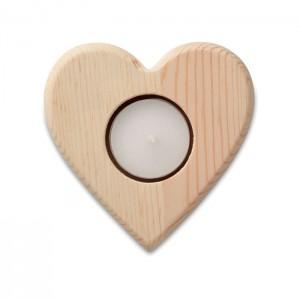 TEAHEART - Świecznik serce
